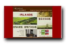 screenshot de www.gaeland-ashling.com