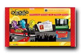 screenshot de www.gogoscrazybones.com