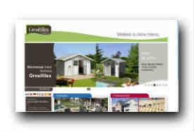 screenshot de www.grosfillex.com