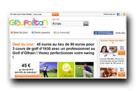 screenshot de www.groupolitan.fr/arras/