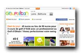 screenshot de www.groupolitan.fr/lens-bethune/