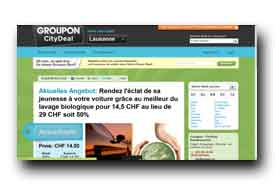screenshot de www.groupon.ch