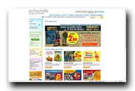 screenshot de www.hachette-collections.com