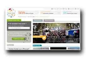 screenshot de www.hotelhotel.com