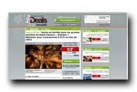 screenshot de www.i-deals.fr