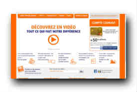 screenshot de www.ingdirect.fr
