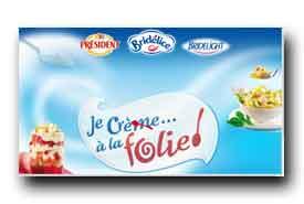 screenshot de www.jecremealafolie.com