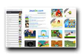 screenshot de www.jeu.info/angry-birds.htm