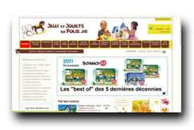 screenshot de www.jeuxetjouetsenfolie.fr
