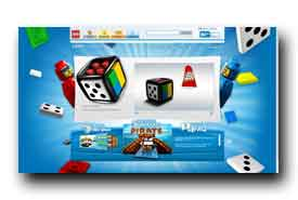 screenshot de www.jeux.lego.fr