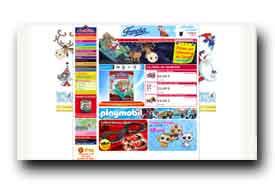 screenshot de www.joueclub.com