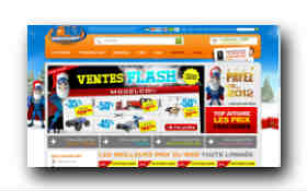 screenshot de www.jouetdiscount.com