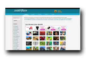screenshot de www.jouez-flash.com