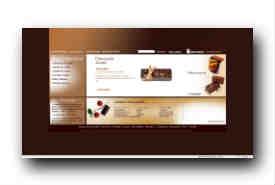 screenshot de www.lamaisonduchocolat.fr