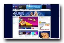 screenshot de www.tf1.fr/la-roue-de-la-fortune