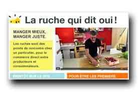 screenshot de www.laruchequiditoui.fr