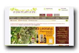 screenshot de www.legoutestdanslepre.fr