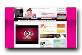 screenshot de www.lemanegeabijoux.com
