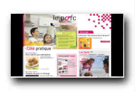screenshot de www.leporc.com