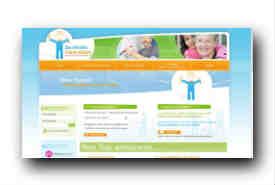 screenshot de www.les-retraites-travaillent.fr