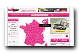 screenshot de www.les-bonnes-promos.com