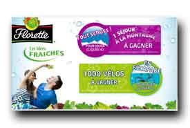 screenshot de www.lesideesfraichesflorette.com