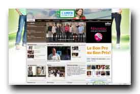 screenshot de www.m6.fr/emission-l_amour_est_dans_le_pre/