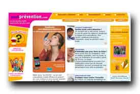 screenshot de www.maaf-prevention.com