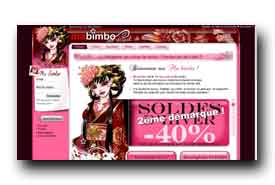 screenshot de www.mabimbo.fr