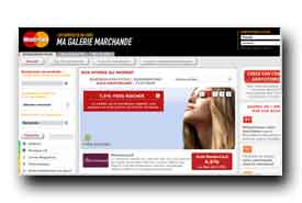 screenshot de www.ma-galerie-marchande.com