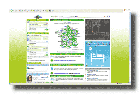 screenshot de http://www.mappy.fr