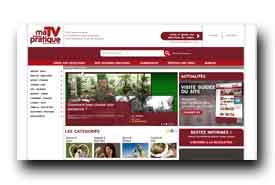 screenshot de www.matvpratique.com