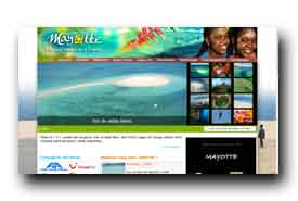 screenshot de www.mayotte-tourisme.com