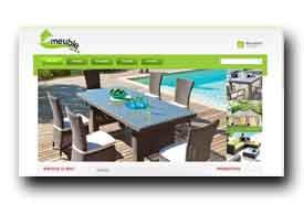 screenshot de www.meuble-jardin-deco.fr