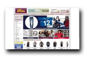 screenshot de www.mim.fr
