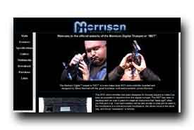 screenshot de www.morrisondigitaltrumpet.com