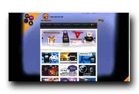 screenshot de www.mygeekshirt.com