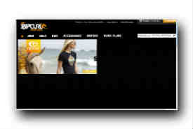 screenshot de www.myripcurlshop.com