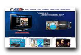 screenshot de www.mytf1.fr