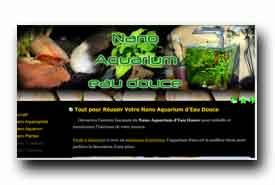 screenshot de www.nanodouce.com