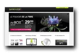 screenshot de offres.numericable.fr