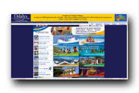 screenshot de www.odalys-vacances.com