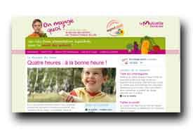 screenshot de onmangequoi.lamutuellegenerale.fr