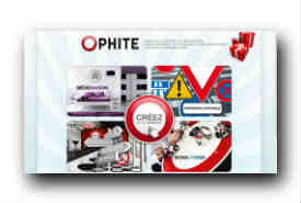 screenshot de www.ophite-panneaux-deco.fr