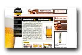 screenshot de www.paradis-biere.com