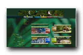 screenshot de www.parcdesoiseaux.com