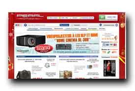 screenshot de www.pearl.fr