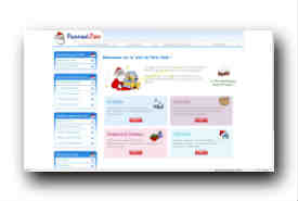 screenshot de www.perenoel.com