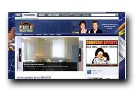 screenshot de www.tf1.fr/permis-de-reconstruire