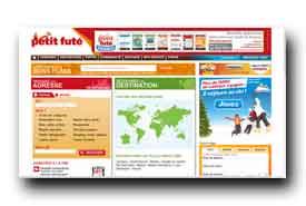 screenshot de www.petitfute.com